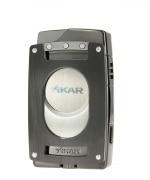 Briquet et coupe cigare aimantés Xikar Ultra Combo Gun métal