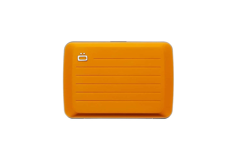 etui porte cartes ogon stockholm v2 orange 49 00. Black Bedroom Furniture Sets. Home Design Ideas