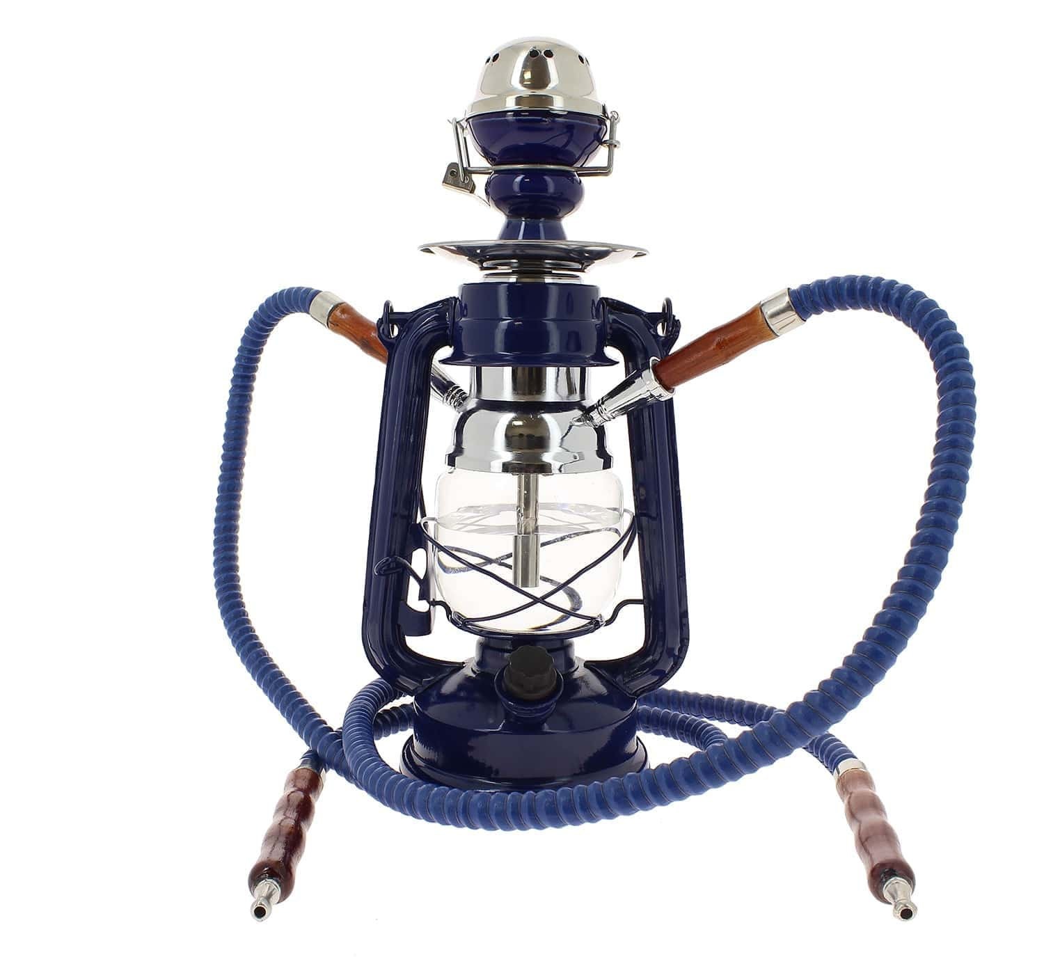 Bleue Pétrole Coney À Lampe Led Chicha K3cu5TlF1J