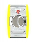 Coupe cigares Lamborghini Précision Jaune