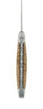 Couteau Laguiole en Aubrac Brown-Mallée