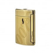 Briquet S.T. Dupont miniJet James Bond Or