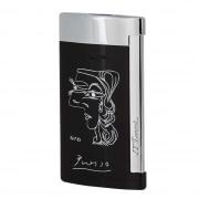 Briquet S.T. Dupont Slim 7 Noir Picasso