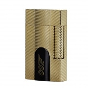 Coffret Collector Briquet S.T. Dupont Ligne 2 James Bond 007 Or Jaune Track