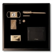Coffret Collector S.T. Dupont James Bond 007