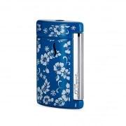 Briquet S.T. Dupont miniJet Hawaï Bleu