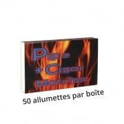Allumettes 10 cm