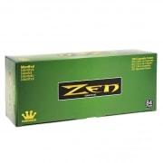 Boite de 200 tubes Menthol Zen