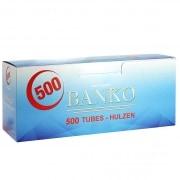 Boite de 500 tubes Banko