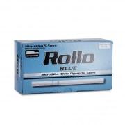 Boite de 200 tubes Rollo Blue Micro Slim