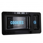 Plateau a rouler Cookies Rolling Tray Noir