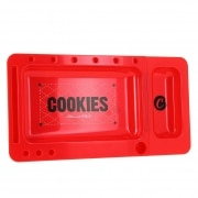Plateau a rouler Cookies Rolling Tray Rouge