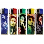 Briquet Tempete Bob Marley x5