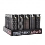 50 briquets Bic Maxi Electroniques Texture