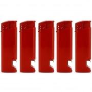 Briquet Décapsuleur Rouge x 5