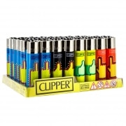 Briquet Clipper Fingers x 48