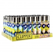 Briquet Clipper Printemps x 48