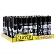 Briquet Clipper Rock x 48