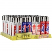 Briquet Clipper Directions x 48