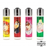 Briquet Clipper Micro New Sheep x 4