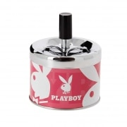 Cendrier Poussoir Playboy Rose