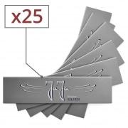 Papier à rouler Jaja Silver Slim x 25