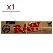 Papier à rouler Raw slim x1