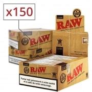 Papier à rouler raw slim x50 PACK de 3