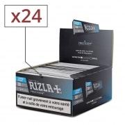Papier à rouler Rizla + Precision Slim et Tips x 24