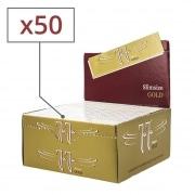 Papier à rouler Jaja Gold Slim x 50