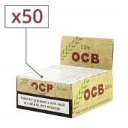 Papier à rouler OCB Slim Chanvre Bio x 50