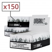 Feuille a rouler Urban King Size Slim x 50 Pack de 3