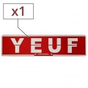 Papier à rouler Yeuf Slim Original x 1
