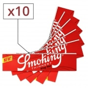 Feuille a rouler Smoking Thinnest King Size Slim x 10