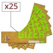 Papier à rouler Gizeh Slim Pure Hyper fin x 25