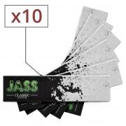 Papier à rouler Jass Slim Classic Edition x 10