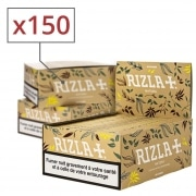 Papier à rouler Rizla + Natura Slim x 50 Pack de 3