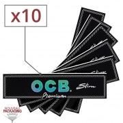Papier à rouler OCB Slim Premium x10