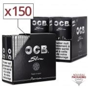 Papier à rouler OCB Slim Premium x50 PACK de 3
