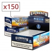 Papier à rouler Elements Slim x 50 PACK de 3
