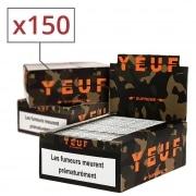 Papier à rouler Yeuf Slim Supreme x 50 PACK de 3