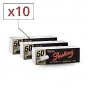 Filtres en carton Smoking x10