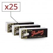 Filtres en carton Smoking x25