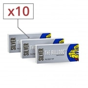 Filtres en carton The Bulldog perforés x 10