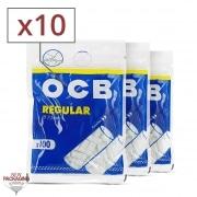Filtres OCB Régular x10 sachets