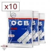 Filtres OCB Slim x 10 sachets