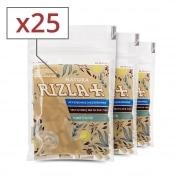 Filtres Rizla+ Natura Slim x25 sachets