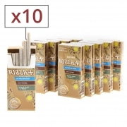 Filtres Rizla+ Natura ultra slim en sticks x10