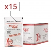 Filtres David Ross Regular x 15 sachets