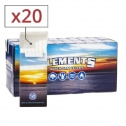 Filtres Elements Super Slim en sticks x 20
